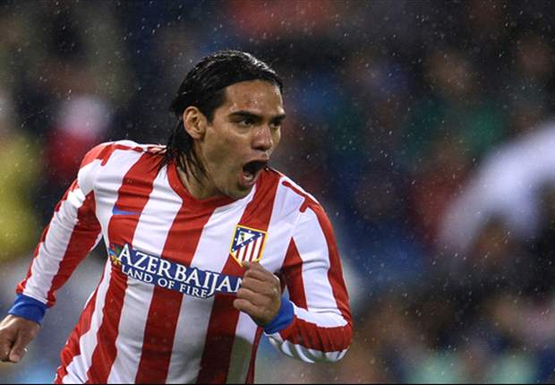 Falcao, Aguero, Vieri - the story of Atletico Madrid's incredible production of world-class strikers