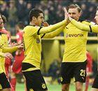 Mkhitaryan schiet Dortmund naar zege