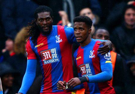 RATINGS: Crystal Palace 1-2 Watford