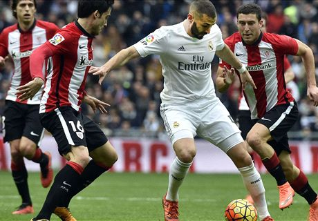 Real Madrid Bekap Athletic Bilbao