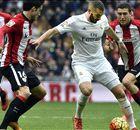 Real Madrid Bekap Athletic Bilbao