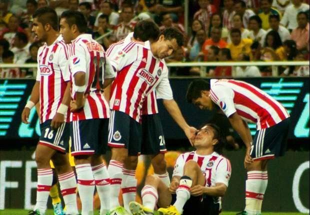Chivas recupera a Héctor Reynoso y Marco Fabián contra Atlas