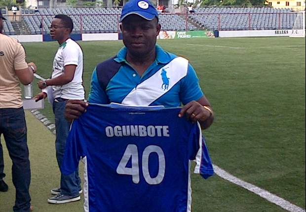 Gbenga Ogunbote: Sharks will not go on relegation at the end of the season
