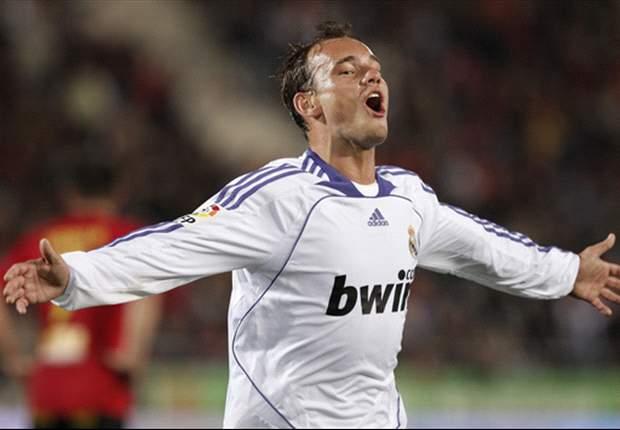 """Sneijder: """"Goede herinneringen aan Madrid"""""""