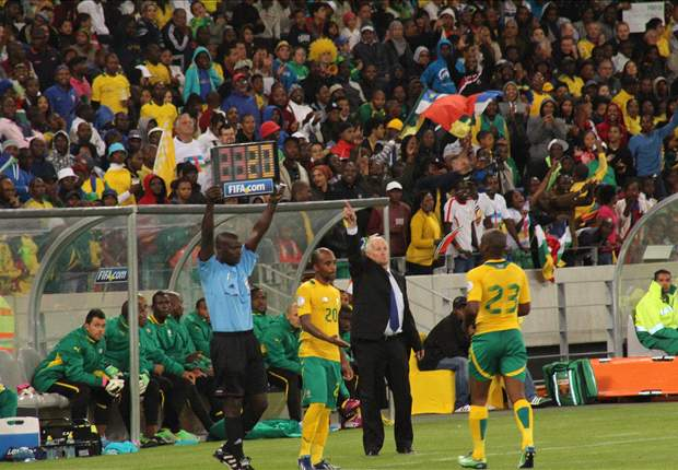 Bafana to play Lesotho before CAR game in Cameroon