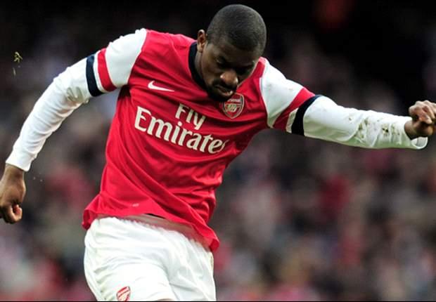 Arsenal assistant Bould hopeful Diaby can return stronger after recent setback