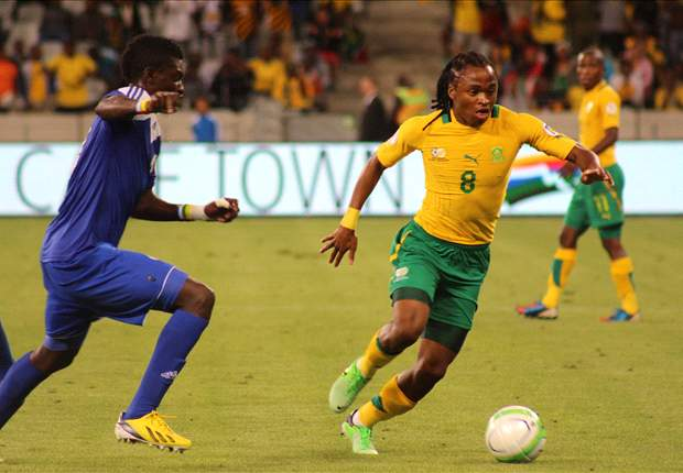 South Africa Player of the Week: Simphiwe Tshabalala - Kaizer Chiefs