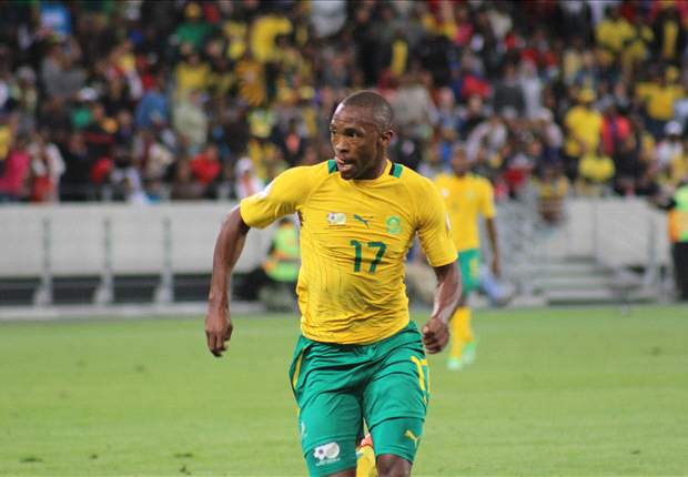 Parker, Yeye and Mashamaite extend their stay at Kaizer Chiefs
