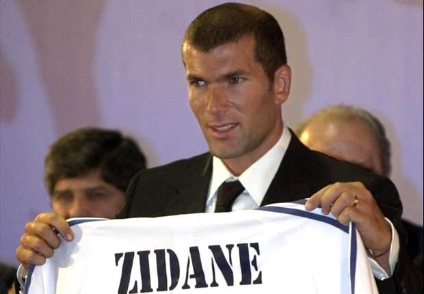 Ex-Weltmeister Zinedine Zidane gilt als einer der besten Fußballer aller Zeiten