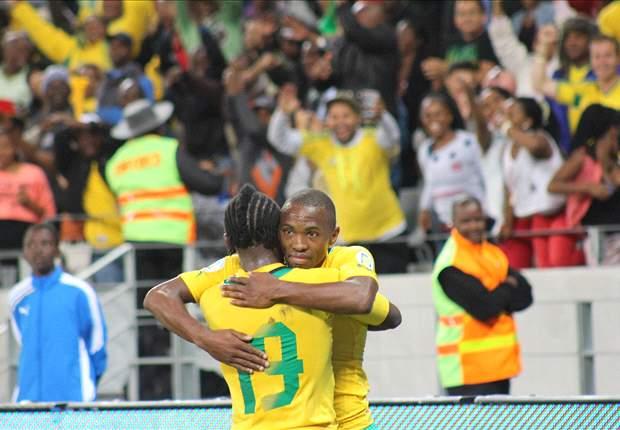 Bafana starting line-up vs Ethiopia