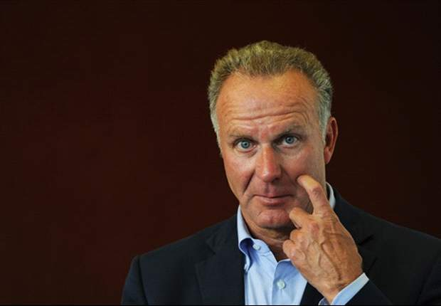 Rummenigge: Bayern not arrogant ahead of Champions League final