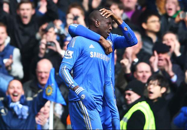 TEAM NEWS: Ba replaces Torres & Lampard dropped for Chelsea's meeting with Swansea