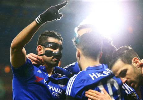 FT: Chelsea 5-1 Newcastle