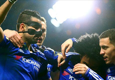 Cuplikan: Chelsea 5-1 Newcastle