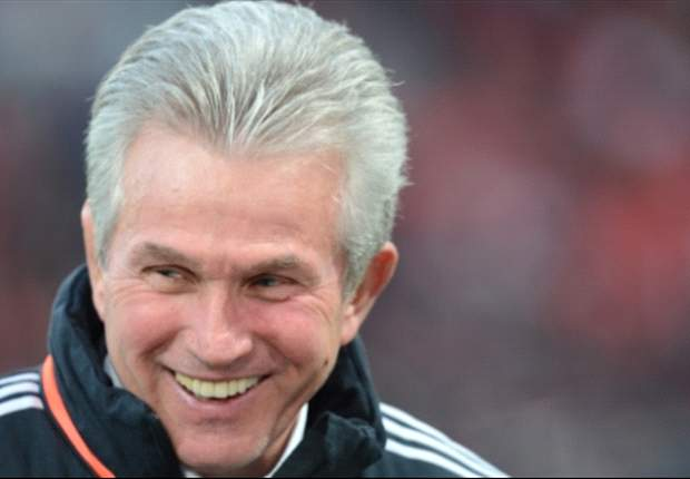 Heynckes targets historic treble