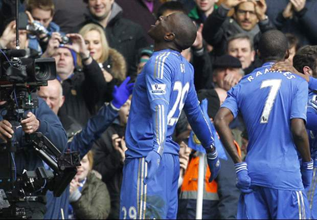 Chelsea striker Ba: Top four is important, but we want a trophy