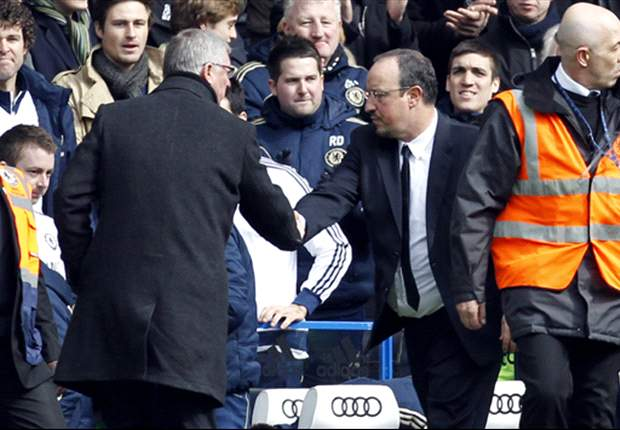 Chelsea have had a 'great' season, claims Benitez