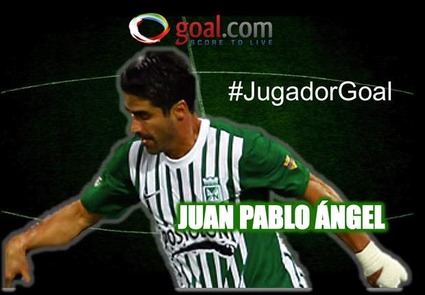 Juan Pablo Ángel, jugador de la fecha 8 del FPC