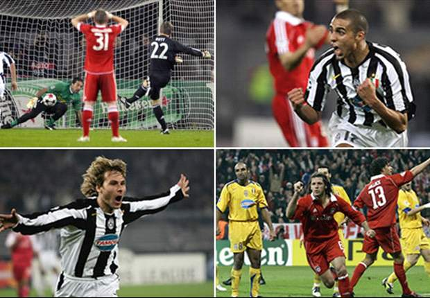 HEAD-TO-HEAD: Juventus Ungguli Bayern Munich