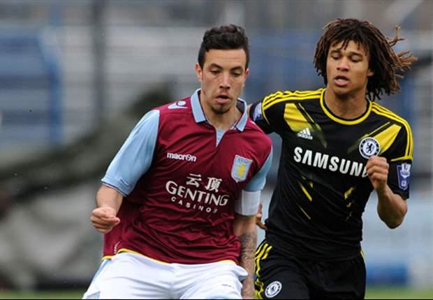 Chelsea 0-2 Aston Villa: Burke penalties clinch NextGen title for battling Villans