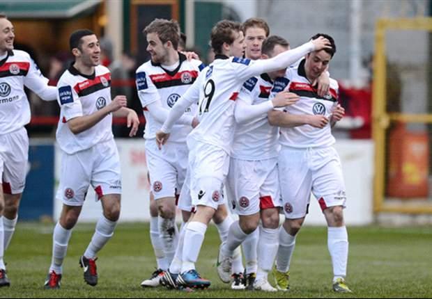 Shelbourne 0-1 Bohemians - Shels suffer defeat despite dominating