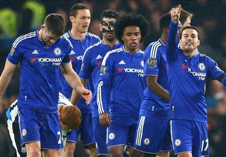 REPORT: Chelsea 5-1 Newcastle United