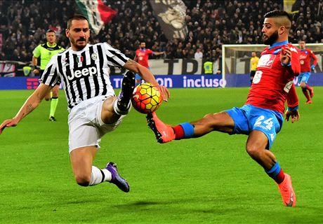 Zaza hace líder a la Juventus (1-0)