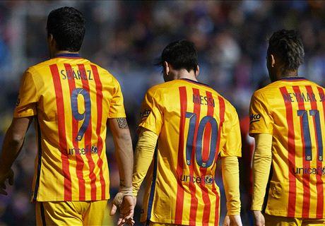 Barcelona se la devuelve al Celta y le golea en el Camp Nou
