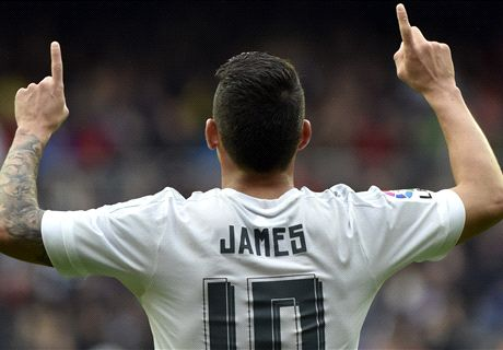 James: Everyone happier under Zidane