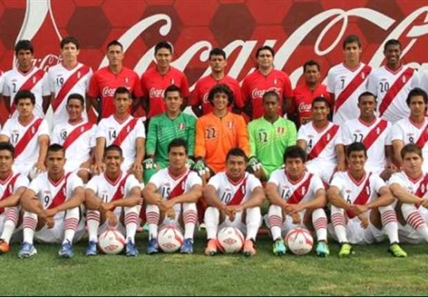 Ésta es la Sub 17 de Perú