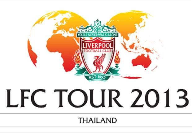 Liverpool Tur Pertama Ke Australia