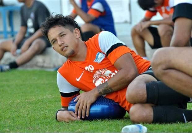 Lawatan ke Malaysia bisa jadi partisipasi terakhir Irfan Bachdim bersama Chonburi FC.
