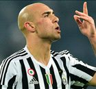 Late Zaza winner sends Juve top of Serie A