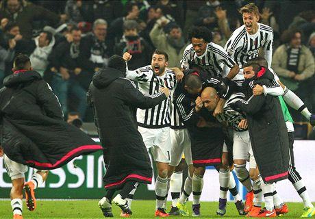 Zaza beffa il Napoli: è sorpasso Juve