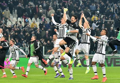 Juve Strikes Massive Blow In Title Race