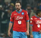No Higuain, no party: dipendenza Napoli