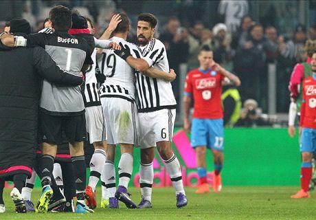 Juventus Stadium, tabù Napoli: sempre ko