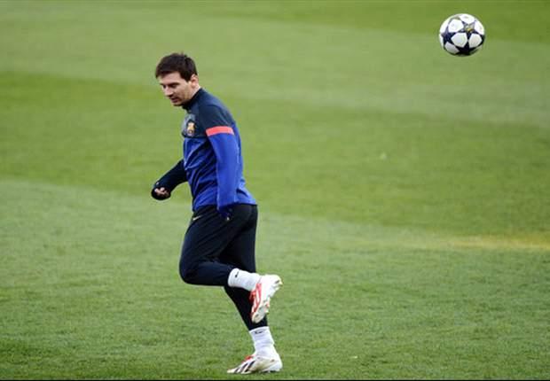Lawan Robot Kiper, Lionel Messi Imbang Di Tendangan Penalti