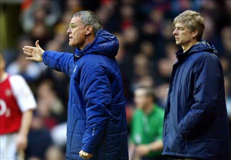How Ranieri began Arsenal's decline