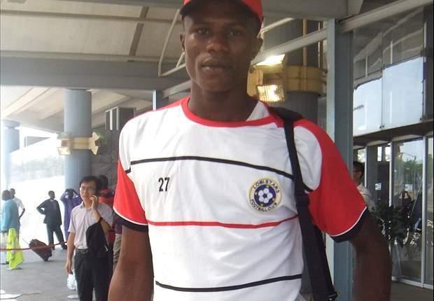 Lobi defender Stephen Eze boasts of stopping Liga Muçulmana in Mozambique