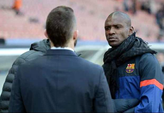 Abidal told me he could play against Mallorca - Fernandez