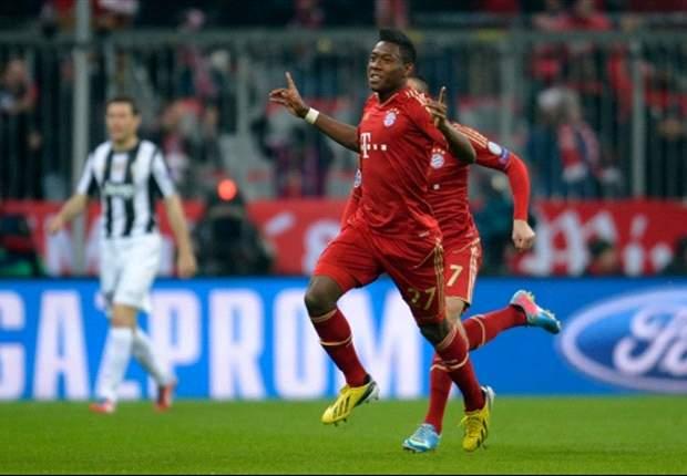 Bayern met één been in de halve finale