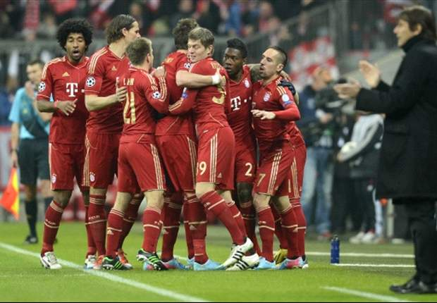 Next up for Bayern is the Champions League crown, says Hoeness