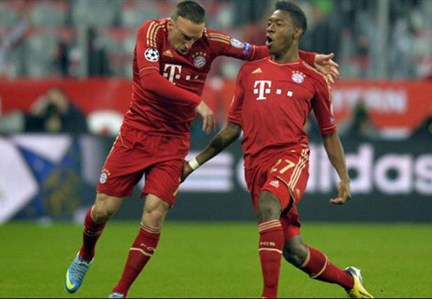 Bayern Munich 2-0 Juventus: Alaba & Muller net as German giants produce dominant display