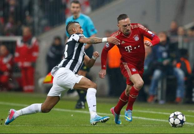 I don't have to apologise to Vidal - Ribery