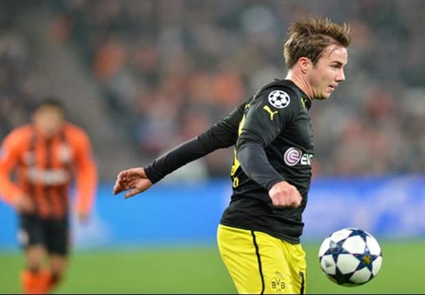 Dortmund e Málaga escalados para o duelo na Espanha