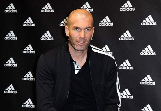"""Zidane: """"Hincharé por el PSG contra el Barcelona"""""""