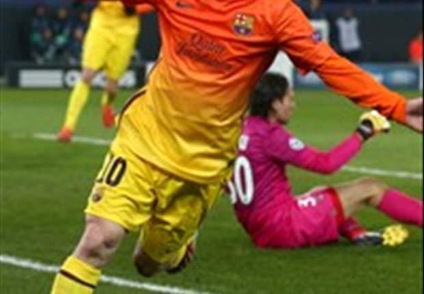 Un nuevo récord de Lionel Messi