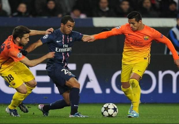 Messi, Beckham y las cinco claves del Barcelona - PSG