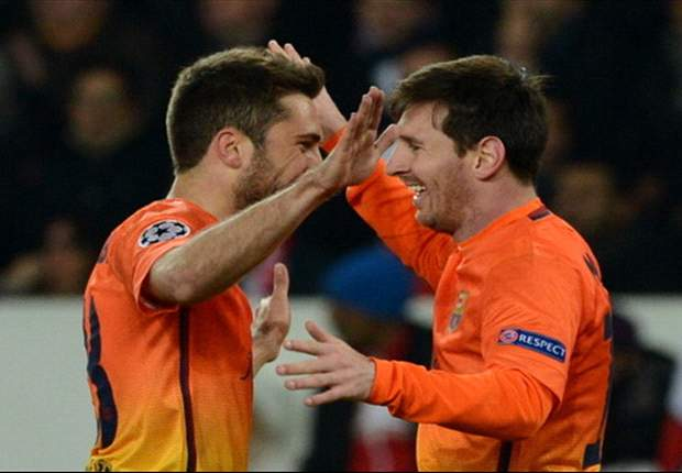Paris Saint-Germain 2-2 Barcelona: Last-gasp Matuidi strike keeps French side alive